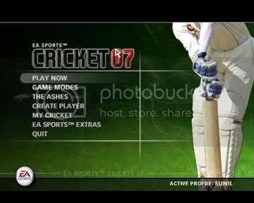 Image result for EA Sports Cricket 07 Free Download