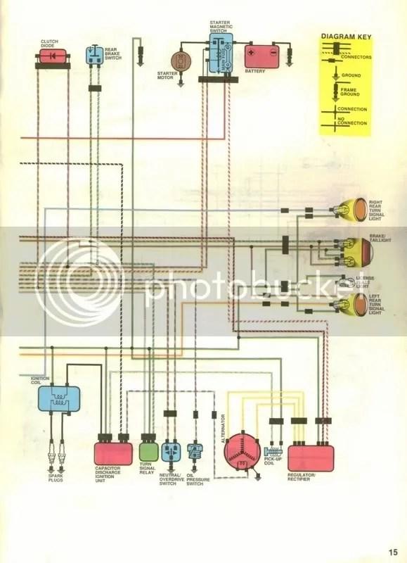 05 yamaha virago 250 wiring diagram  product wiring diagrams •