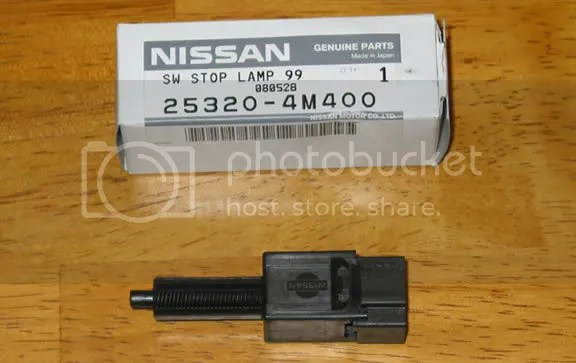 How To Replace Nissan Maxima 95 Stoplight Swatch