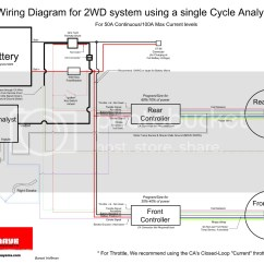 Shunt Motor Wiring Diagram Simplicity 4211 For 2wd And A Single Ca V3 With Remote