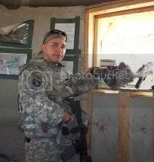Ryan Conklin Iraq