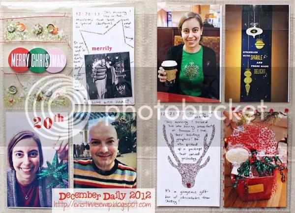 DD 2012 - Days 20-21