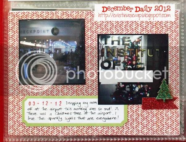 DD 2012 - Days 3-5