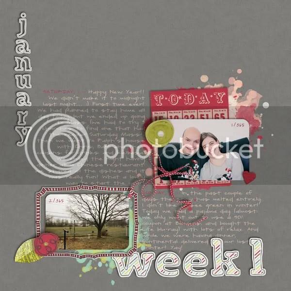 P365/2011 Week 1