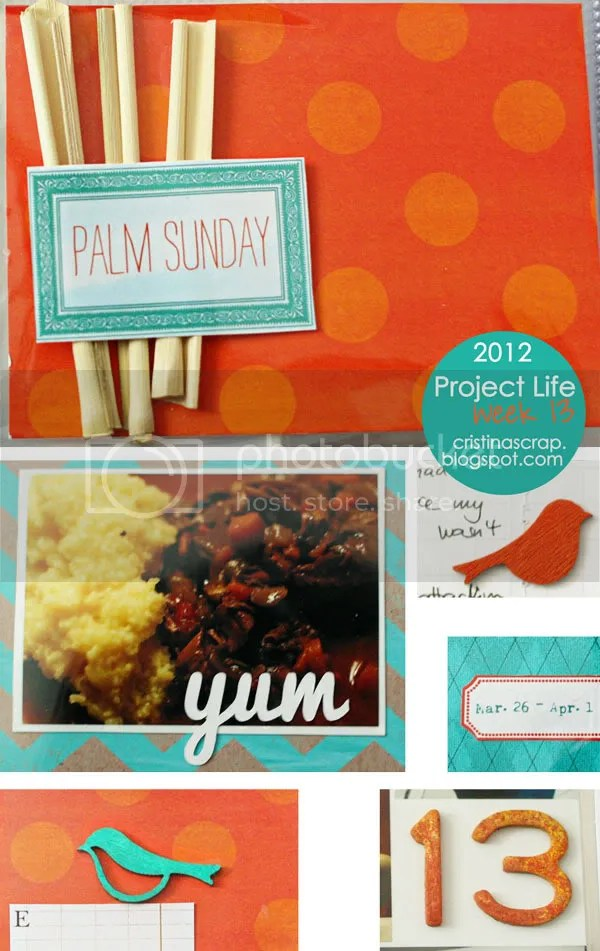 Project Life - Week 13