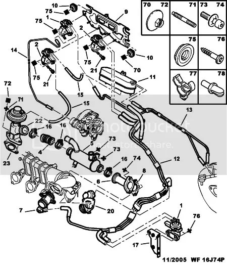 607 2.0 HDi 2004 (04) Poss EGR problem » Peugeot 607 forum