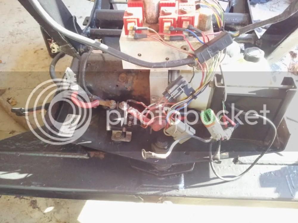 medium resolution of snoway pump wire not hooked up help plowsite rh plowsite com meyer snow plow wiring diagram boss snow plow wiring diagram