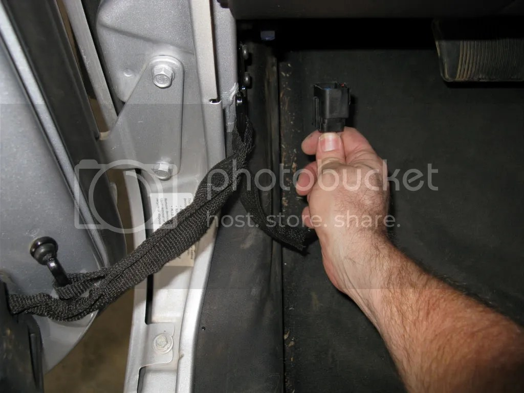 hight resolution of remove the pull handle trim plugs not present on my 2008 rubicon and remove