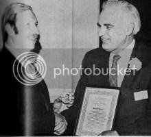 Robert Pecsok receiving award from Morton Fainman photo bc04db2d-44a4-4742-afa5-2779957db59a.jpg