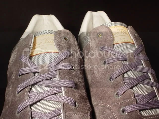 *當Louis Vuitton 仿冒別人時:LV MINSTREL VS  New Balance M574 7