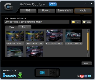 iGame Capture Pro 1.0.1.6