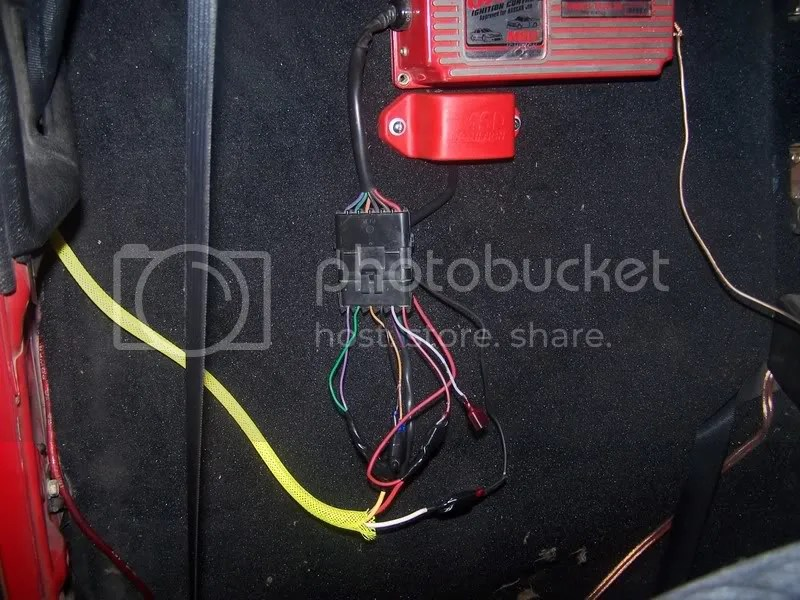 Ignition Coil Distributor Wiring Diagram As Well Msd 6a Wiring Diagram