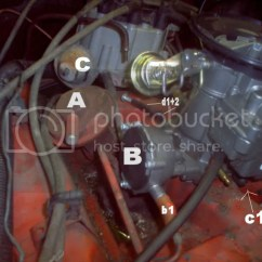 Rochester 4 Barrel Carburetor Diagram House Electrical Wiring Pdf Stewie's Engine Swap/vacuum Lines, 2gv Carb Etc. - Chevelle Tech