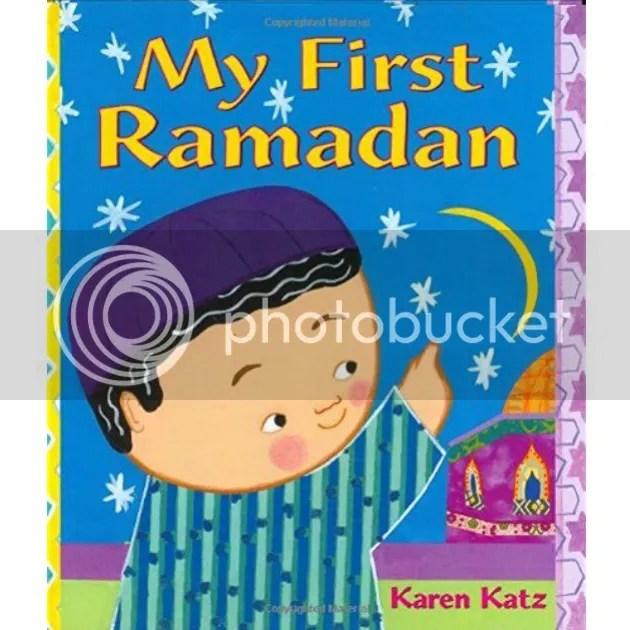 Ramadan books my first ramadan