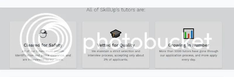 skill up tutor