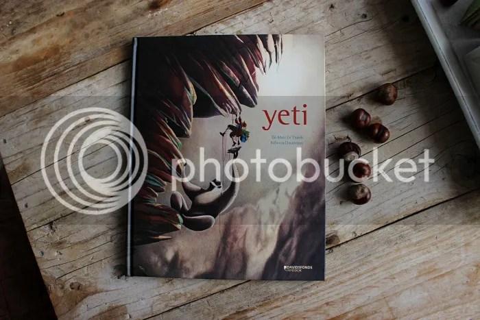 Yeti, boek