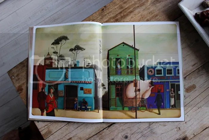 Yeti, boek illustraties