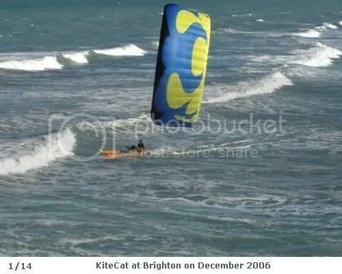 The Kitcat at Brighton, England, December 2006