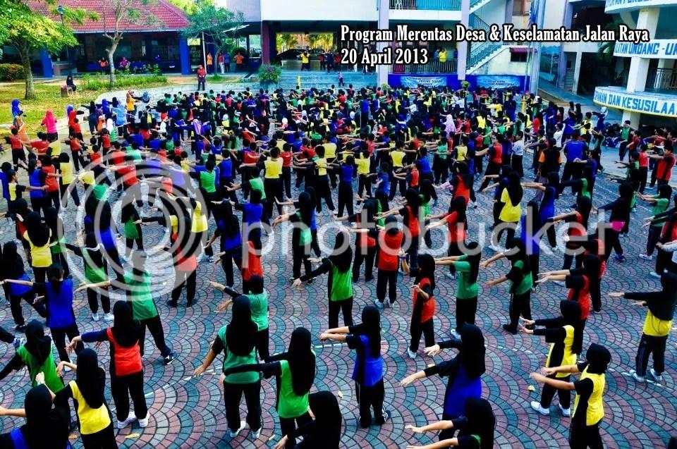 Program Merentas Desa dan Keselamatan Jalan Raya 2013 (6/6)