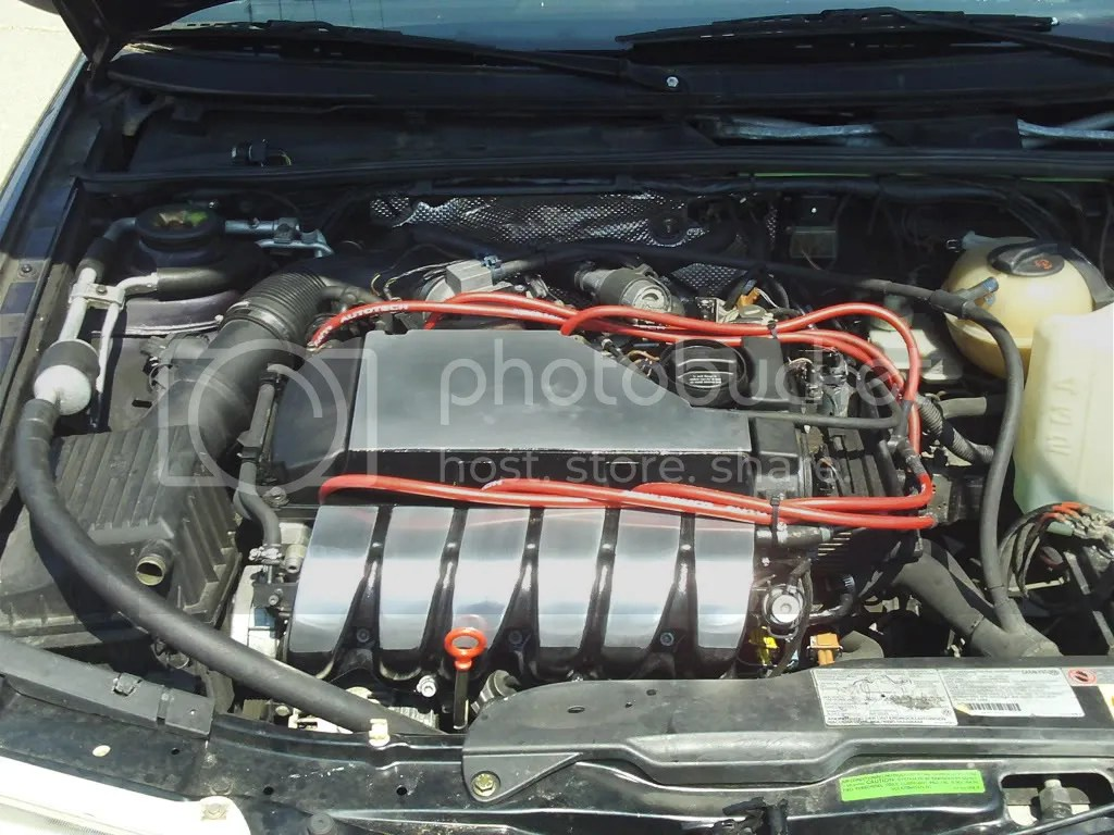 hight resolution of to clean up the over all flow of the engine bay and
