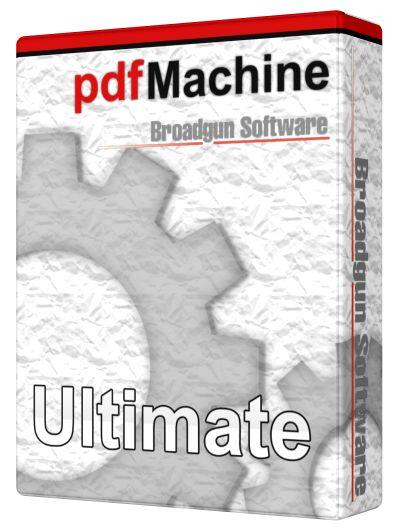 BroadGun pdfMachine Ultimate 14.68