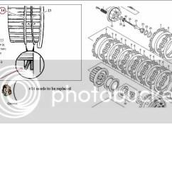 re 05 06 gsxr 1000 clutch mod diy w lots of pics [ 1057 x 818 Pixel ]