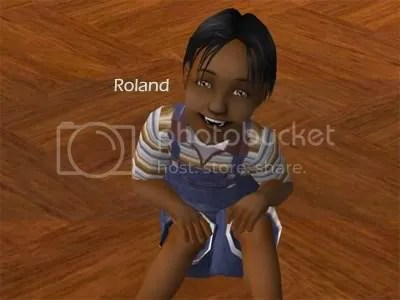 Roland Berkley toddler
