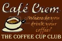 Visit the Café Crem blog