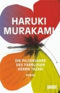 Cover Die Pilgerjahre des farblosen Herrn Tazaki