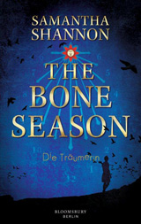 Cover The Bone Season