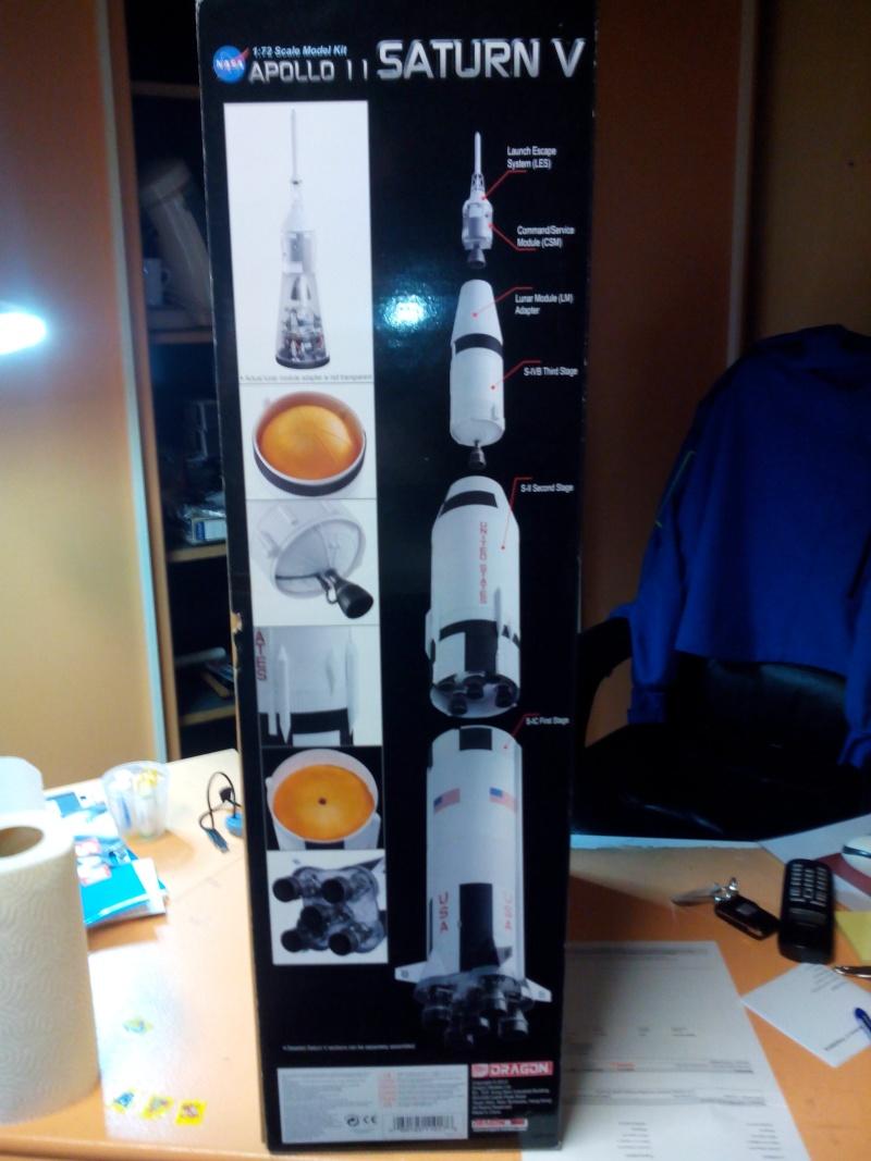 vend Saturn V Apollo 11 172 Dragon