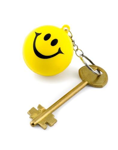 clé de la joie