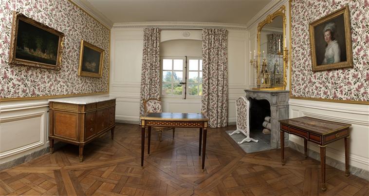 Visite Petit Trianon Petit Salon de Mme Elisabeth