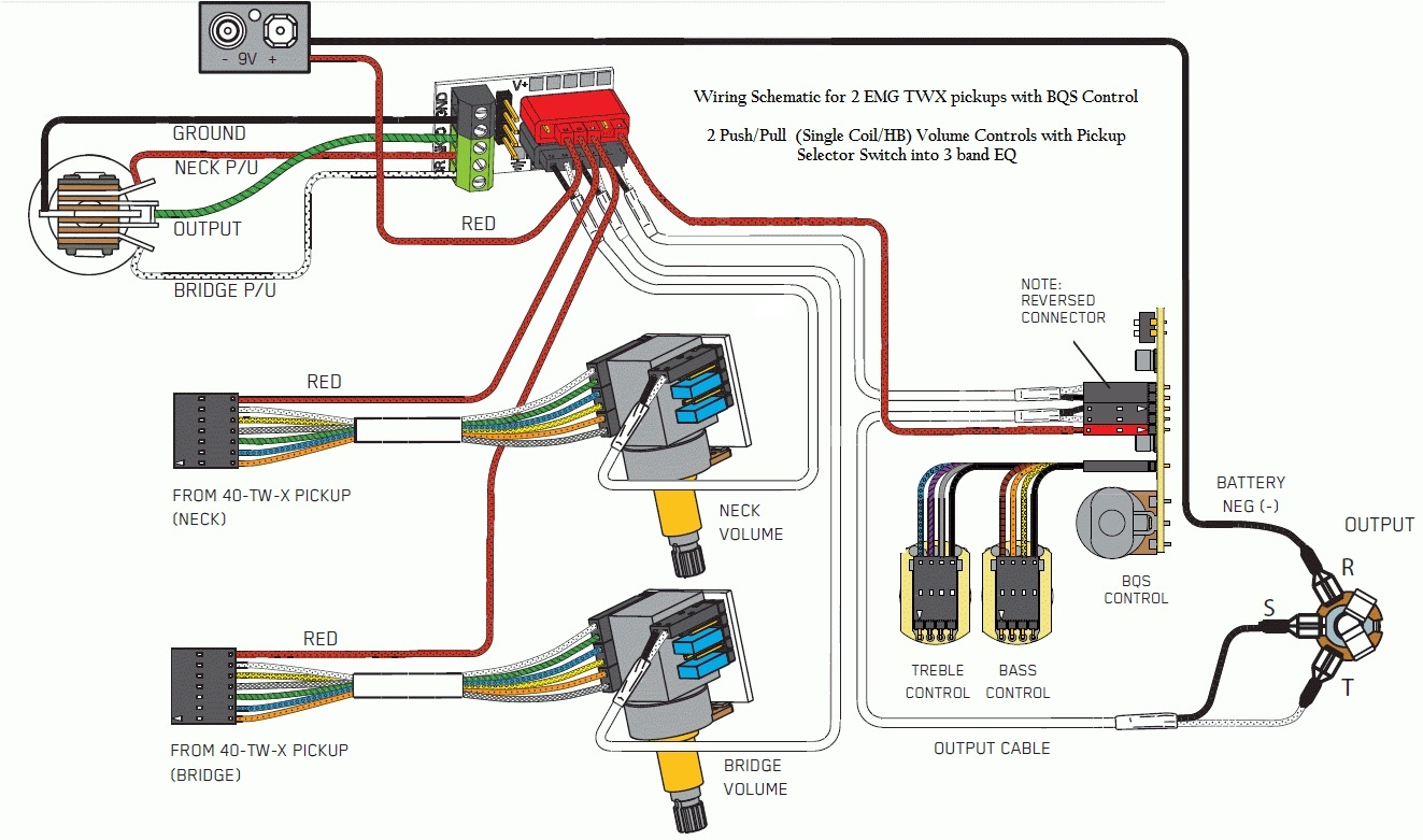 hight resolution of harmony standard wiring for 2 pickups guitars