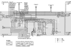 A Cdi Ignition Wiring Diagram For 185s GY6 Scooter Wiring Diagram Wiring Diagram ~ ODICIS