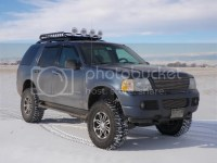 Ideas on a roof rack | Ford Explorer and Ford Ranger ...