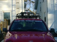 LOST JEEPS  View topic - Roof Rack