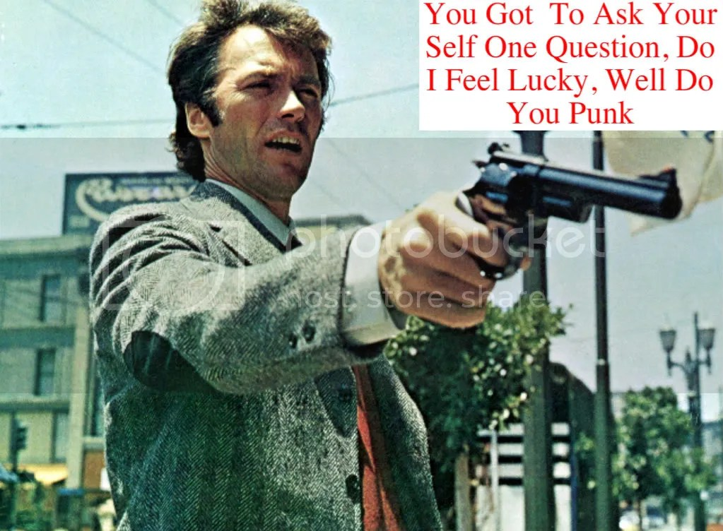 Bilderesultat for Dirty harry pics