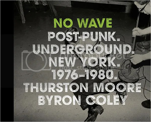 no wave post-punk