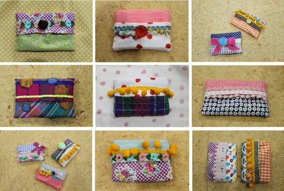 Pocket Tissue Case Workshop by Hello Sandwich