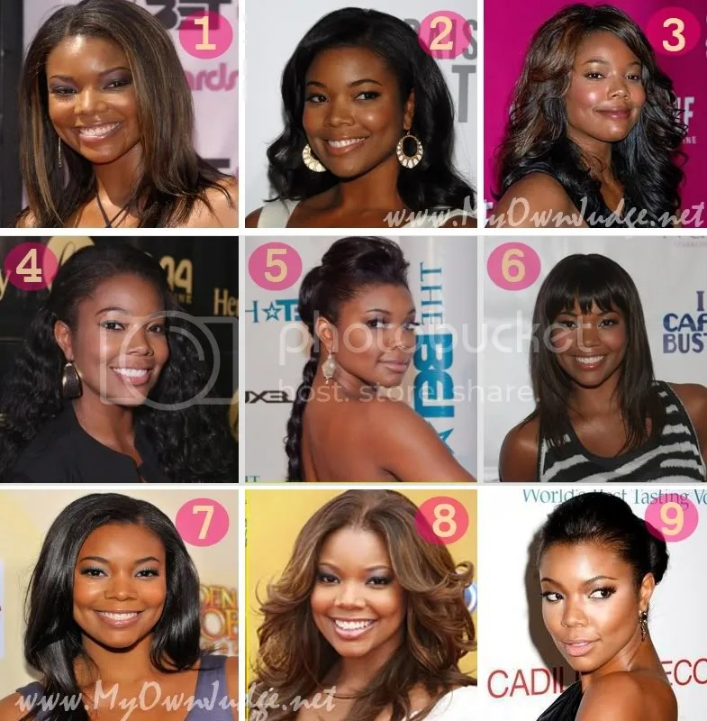 You Be the Judge - Gabrielle Union