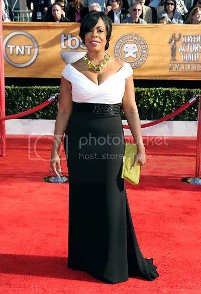 MOJ Niecy Nash at SAG Awards
