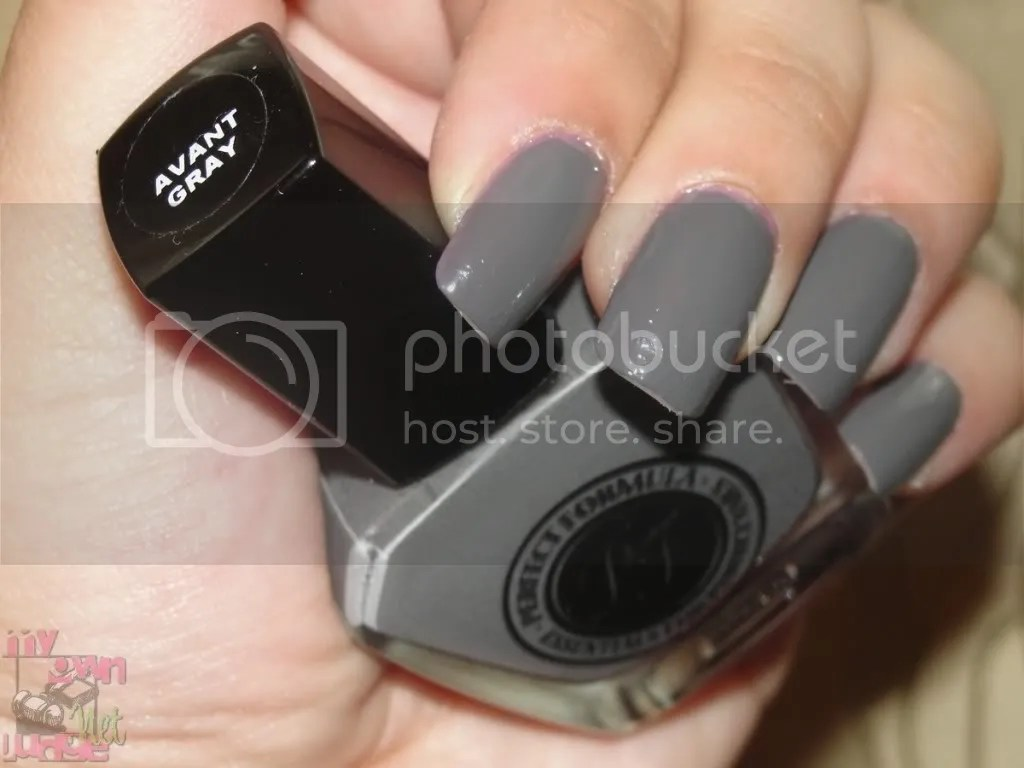 MyOwnJudge Perfect Formula Polish