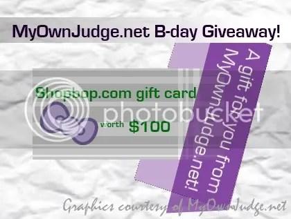 Shopbop Giveaway