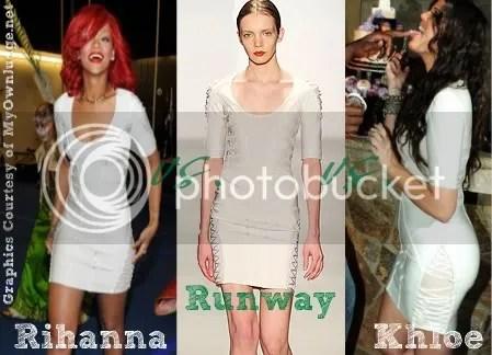 MyOwnJudge - Rihanna Khlow Kardashian
