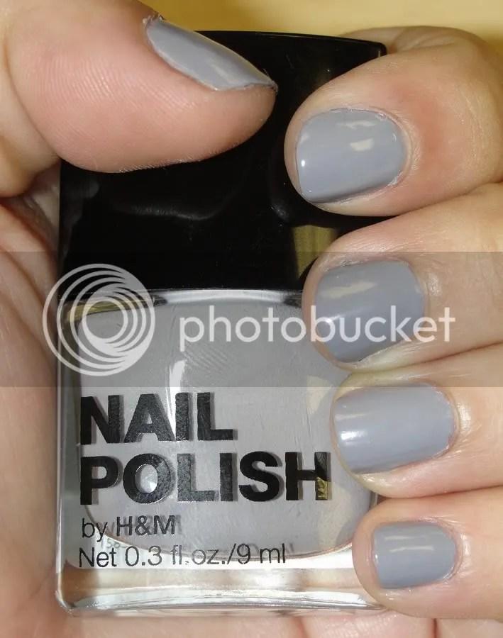 MyOwnJudge - H&M Nail Polish