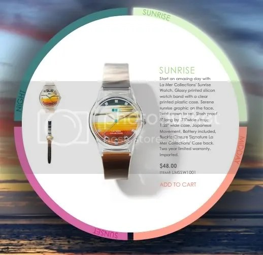 La Mer Collection Sunrise/Sunset