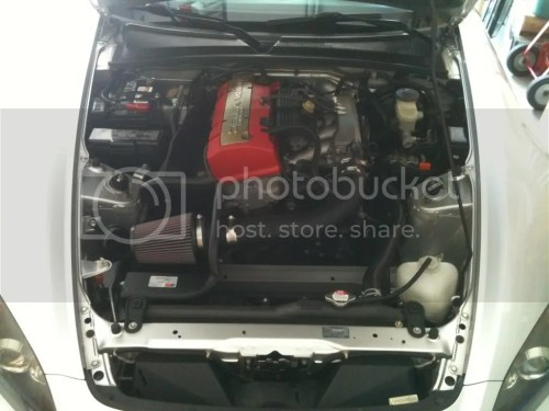 small resolution of engine bay clean up dress up