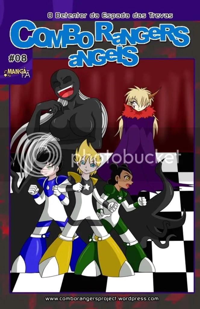 Combo Rangers Angels 08