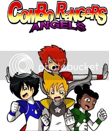 Combo Rangers Angels Online